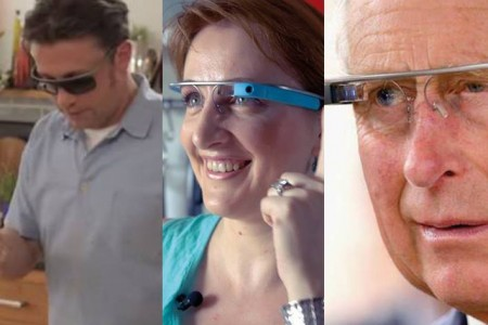 Google Glass in bucatarie, review produs