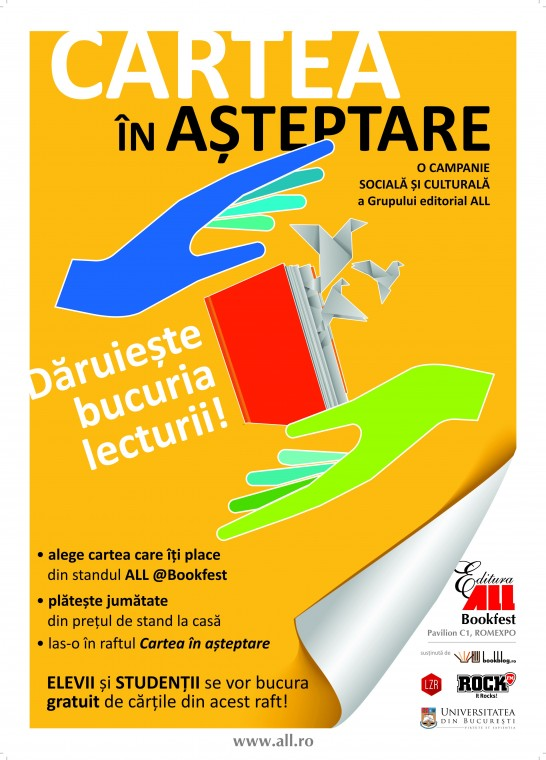 cartea in asteptare all