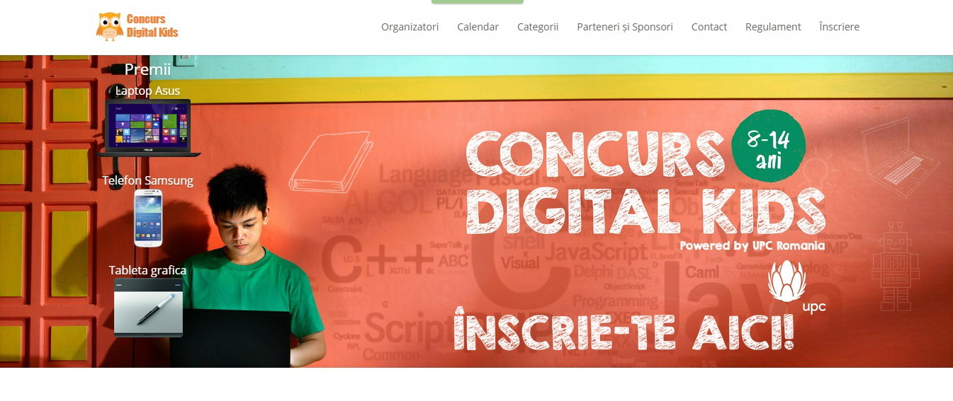 concurs digital kids