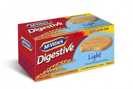 McVities original light