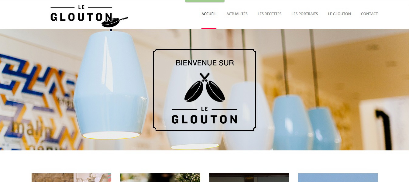 Antoine Gonnot, homepage site