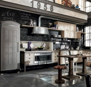 super cool kitchen